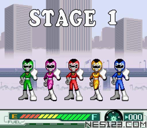 Gekisou Sentai Car Rangers