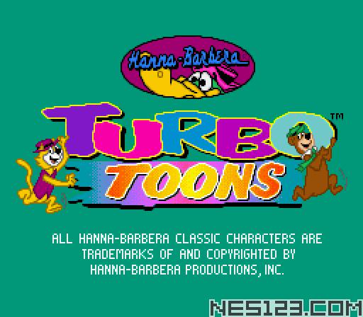 Hanna Barbera's Turbo Toons
