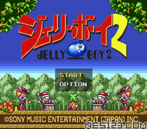 Jelly Boy 2