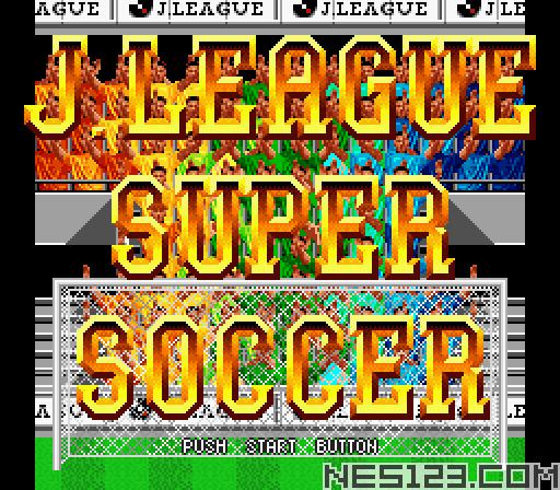 J.League Super Soccer