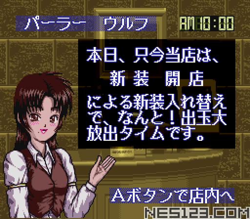 Kyouraku Sanyou Maruhon Parlor! Parlor! 5