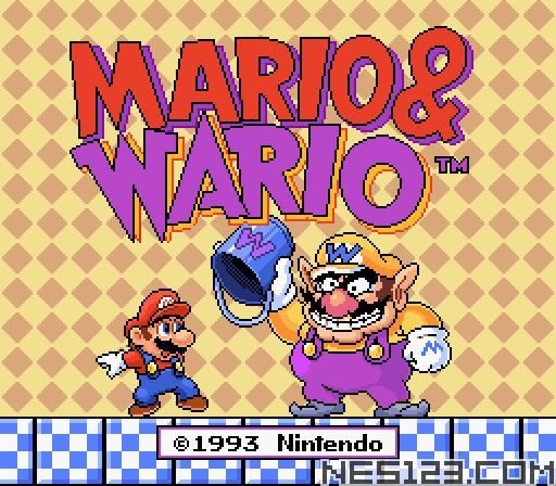 Mario & Wario