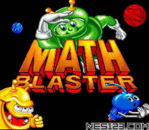 Math Blaster - Episode 1