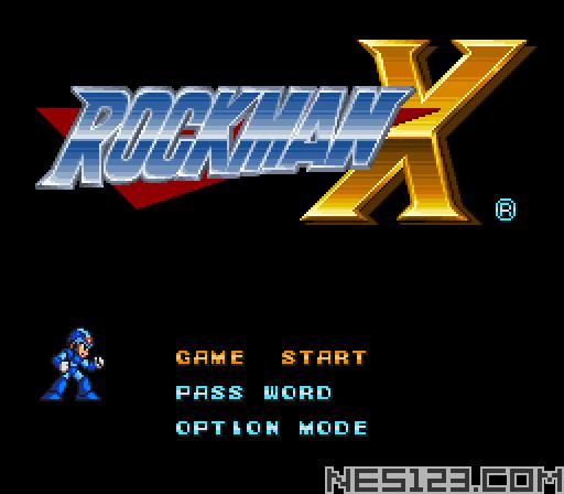 Rockman X