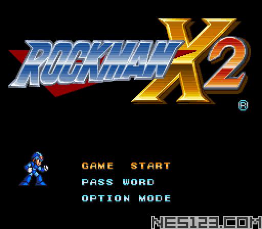 Rockman X 2
