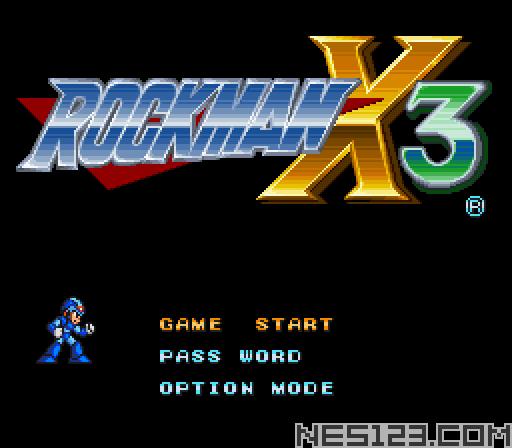 Rockman X 3