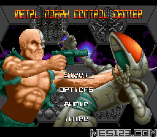 Metal Morph