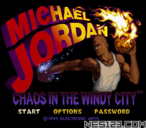 Michael Jordan - Chaos in the Windy City