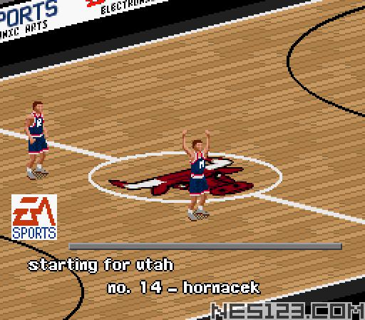 NBA Live '98