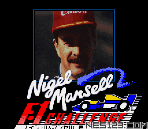 Nigel Mansell's World Championship Racing