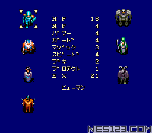 7th Saga, The