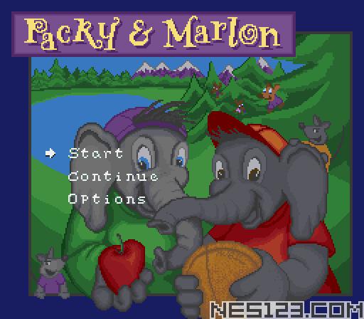 Packy & Marlon