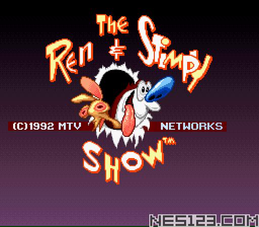 Ren & Stimpy Show, The - Buckeroos!