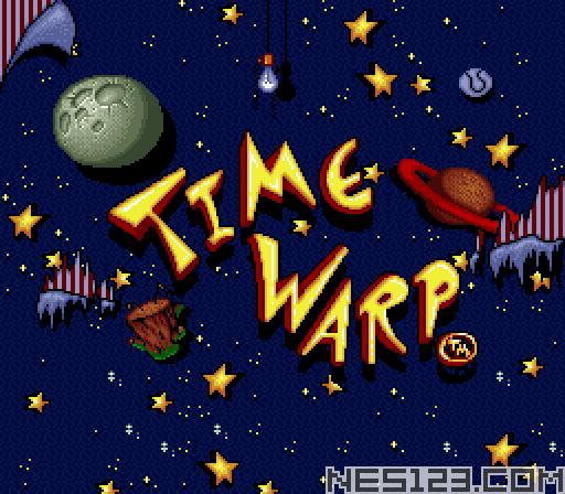 Ren & Stimpy Show, The - Time Warp