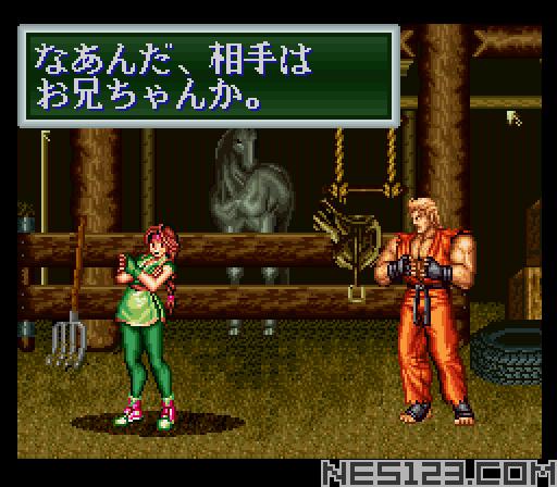 Ryuuko no Ken 2