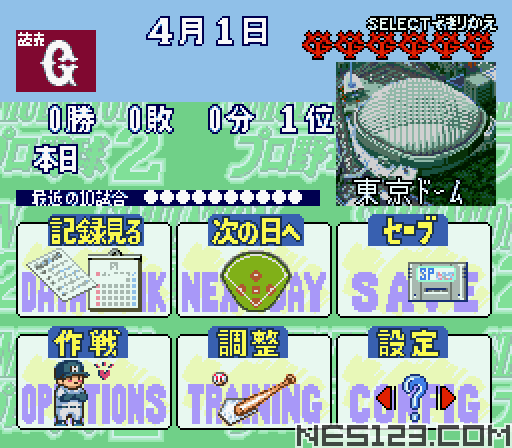 Simulation Pro Yakyuu 2