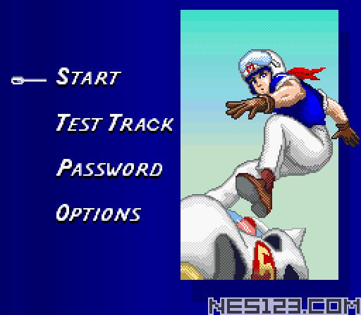 Speed Racer in My Most Dangerous Adventures