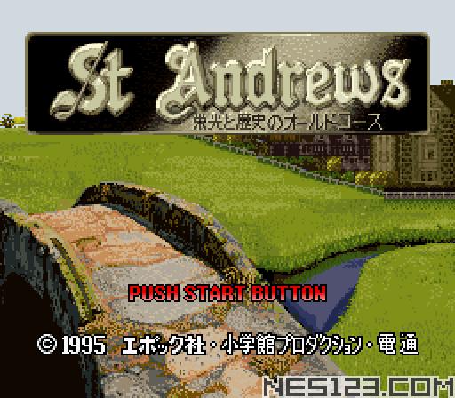 St. Andrews - Eikou to Rekishi no Old Course