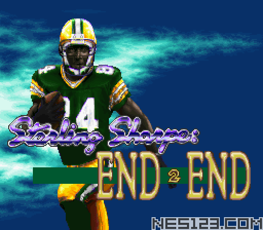 Sterling Sharpe - End 2 End