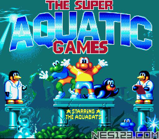 Super Aquatic Games, The