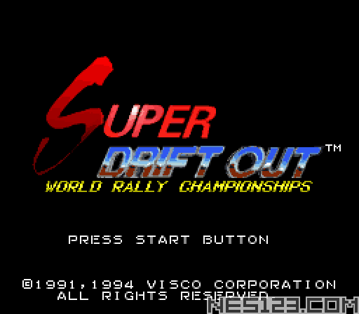 Super Drift Out