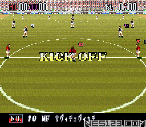 Super Formation Soccer 95 - della Serie A