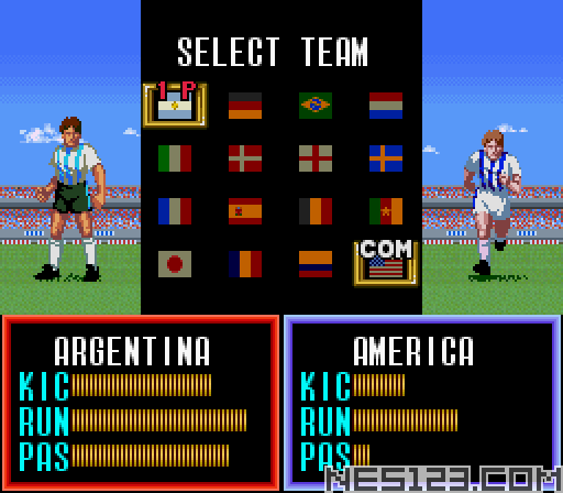Super Formation Soccer II
