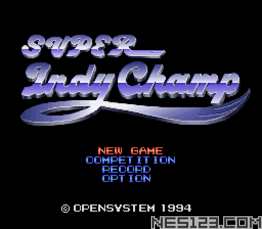 Super Indy Champ