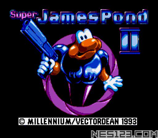 Super James Pond