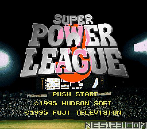 Super Power League 3