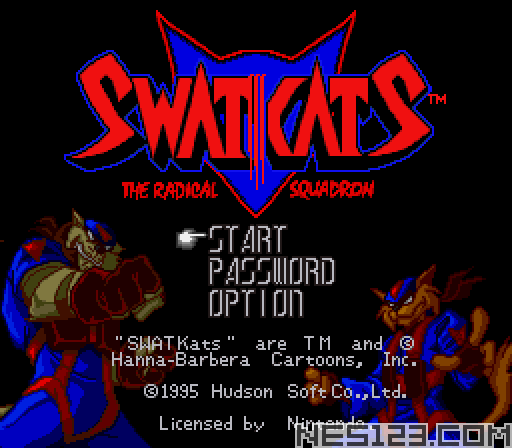 SWAT Cats - The Radical Squadron
