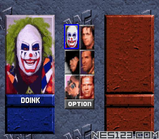 WWF WrestleMania - The Arcade Game